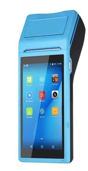 PDA Bluetooth Scanner And Printer - PDA POS Android Terminal And Thermal Receipt Bluetooth Printer