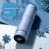 Vacuum Flask - Stainless Steel 450ml Water Bottle Thermos Vacuum Flask