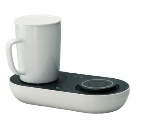 Wireless Charger - Wireless Qi-Certified Charging Dock With Mug Warmer Or Drink Cooler (ships Within The US Only)