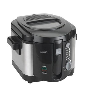 Electric Deep Fryer - 8-Cup Electric Deep Fryer (ships Within The US Only)