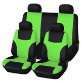 Car Seat Cover - Eight(8) Pieces Universal Car Seat Cover