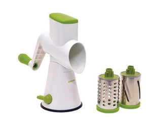 Kitchen Grater - Starfrit Drum Grater (ships Within The US Only)