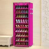 Shoe Rack - Dust-proof And Moisture-proof Large Capacity Shoe Storage Rack