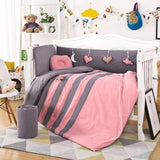 Baby Bedding Set - 3Pc Baby Bedding Including Duvet Cover Pad Cover Pillowcase
