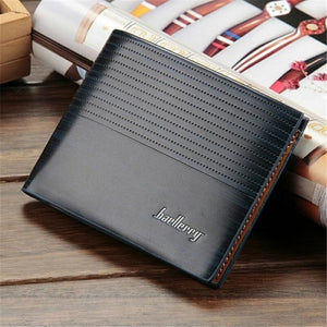 Men's Wallet - Baellerry Multi-slot Men's Wallet