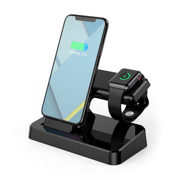 Universal Charging Station - Universal 2 In 1 USB Charging Station With Cradle Support For Smartwatch