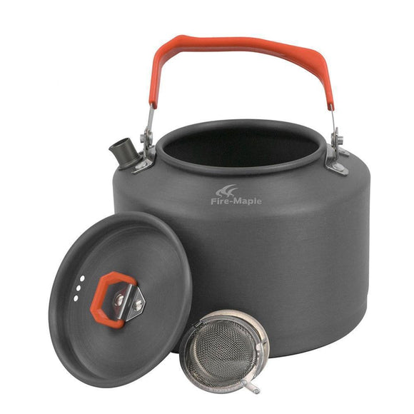 Outdoor Utensils - Fire Maple Outdoor Kettle With Strainer