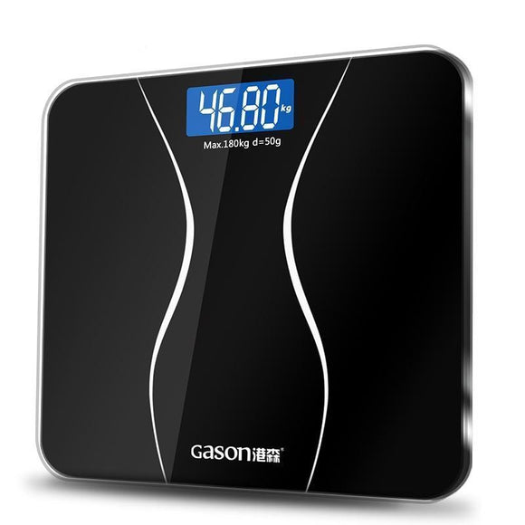 Weight Scale - Digital LCD Display Weight Scale