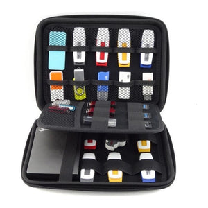 Electronics Cable Organizer - Electronics  Accessories And Cable Travel Case Organizer