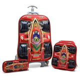 Kid's Luggage Set - Kid's Classic Toons Waterproof Travel Bag Set