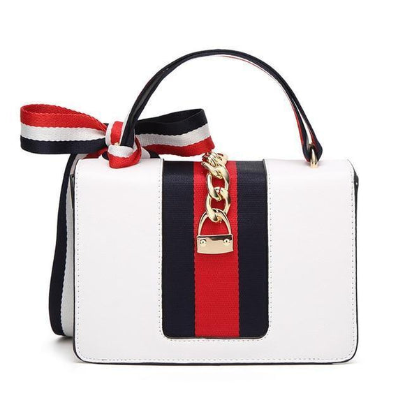 Handbags - Cute Crossbody Leather Handbag