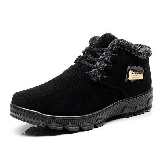 Men's Shoes - Comfortable Winter Boots For Men