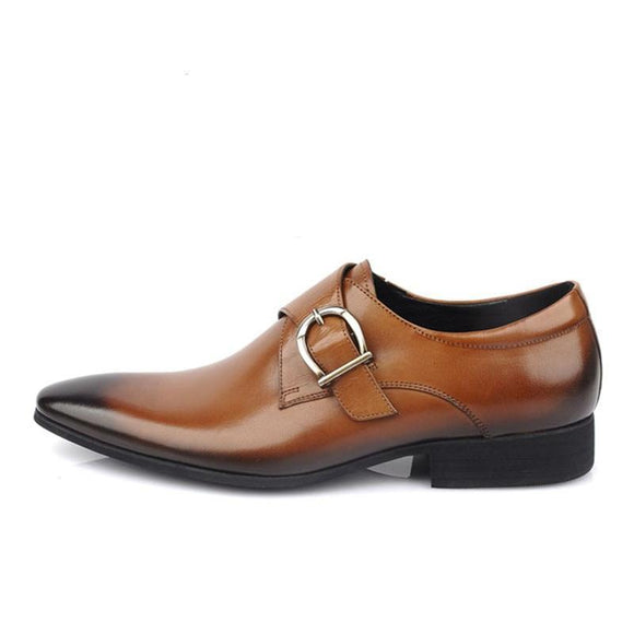 Men's Formal Shoes - Comfortable Slip-On Formal Shoes For Men