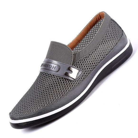 Men's Shoes - Breathable Mesh Fashion Loafers  For Men