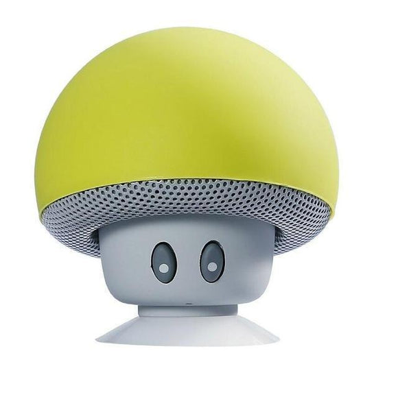 Portable Speaker - Mushroom Shaped Bluetooth Bass Speaker