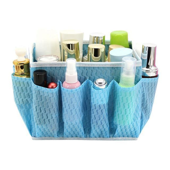 Cosmetic Bin - Multi-purpose Non-woven Cosmetic Storage Bin