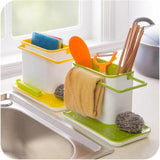 Kitchen Organizer - Multipurpose Kitchen Sink Storage Organizer