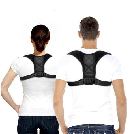 Shoulder Brace - Adjustable Clavicle Spine Shoulder Lumbar And Back Posture Correction Brace