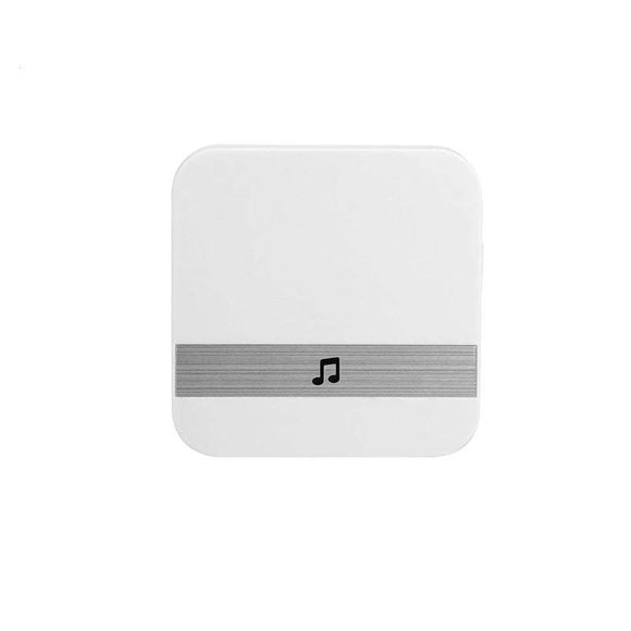 Wireless Doorbell - ZWN Wireless Low Power Consumption 52 Chimes Doorbell Plug