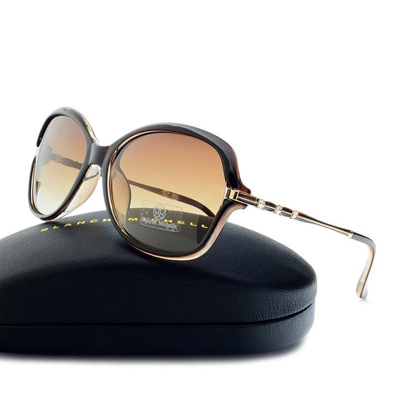 Sunglasses - Polarized UV400 Gradient Lens Sunglasses For Women