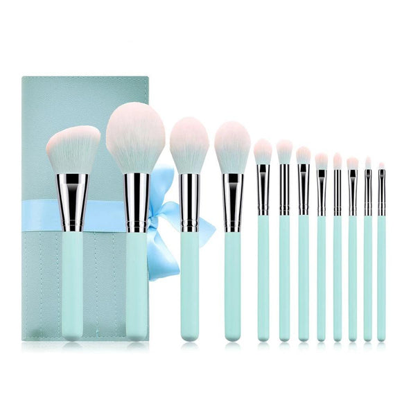 Makeup Brushes Set for Foundation Powder, Blush, Eyeshadow, Concealer and Lips