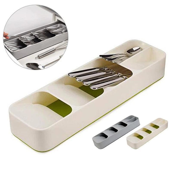 Kitchen Drawer Organizer Tray for Cutlery