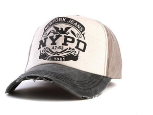 Baseball Cap - Men's Rugged Washout Baseball Cap