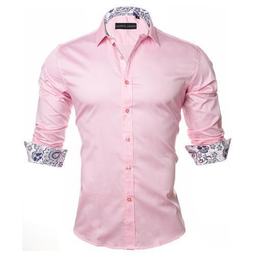 Men's Shirt - Casual Spring Slim Fit Shirts