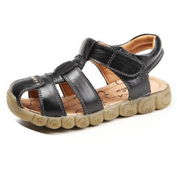 Shoes - Genuine Leather Sandals