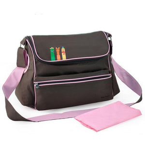 Diaper Bag - Essential Insulated Baby Diaper Bag