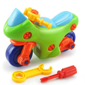 Toys - Early Learning Education 3D Jigsaw
