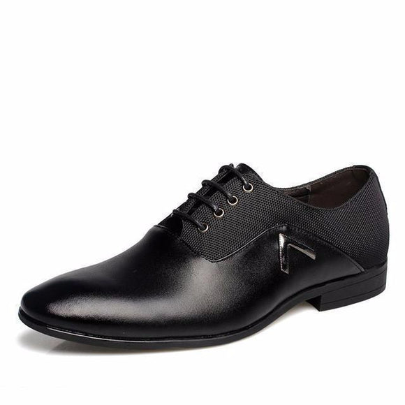 Men's Shoes - Fashionable Italian Leather Shoes