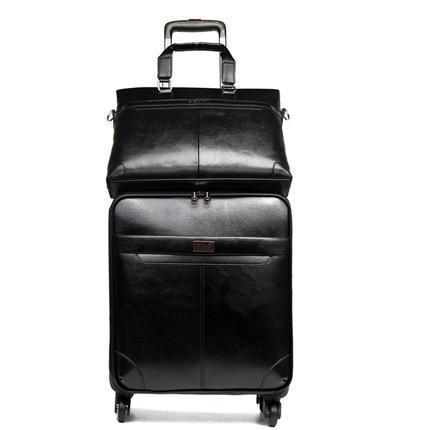 Luggage Set - Top Quality PU Leather Luggage Set