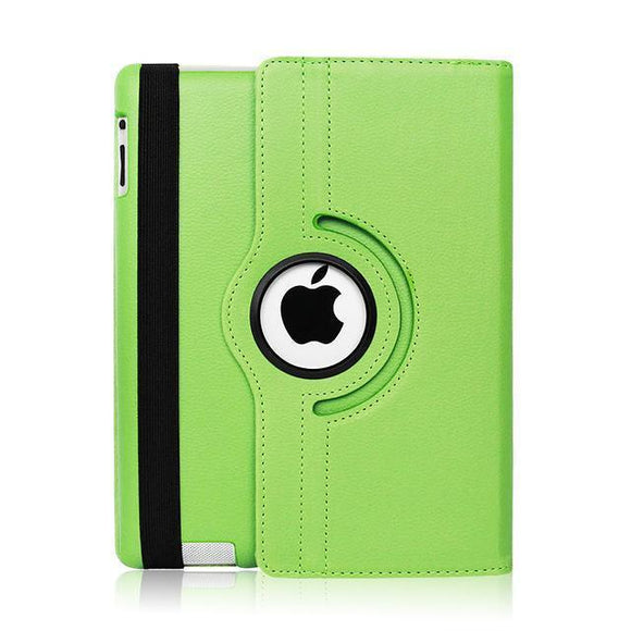 Ipad Case Cover - Case Cover For Apple IPad 2,3 - Auto Wake Up And Sleep With Smart Stand