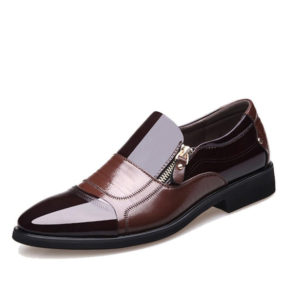 Men's Formal Shoes - Classic Oxford Business Shoes