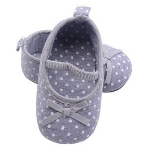 Baby Shoes - Cute Soft Sole Crib Shoes For Baby Girl