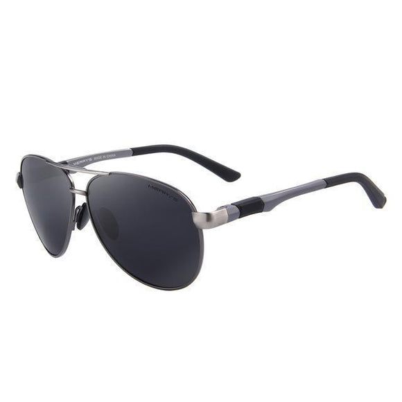 Sunglasses - HD Polarized Glasses For Men With Case