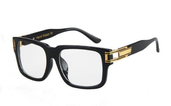 Sunglasses - Signature Big Square Men's Eyeglasses