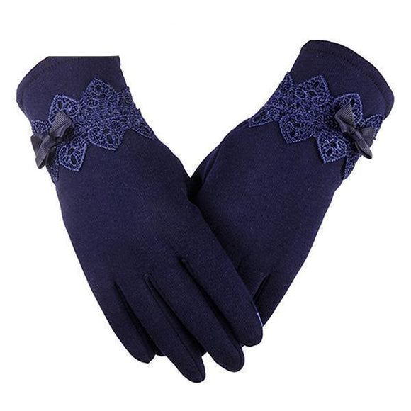 Women's Gloves - Touchscreen Sensitive Fashion Gloves