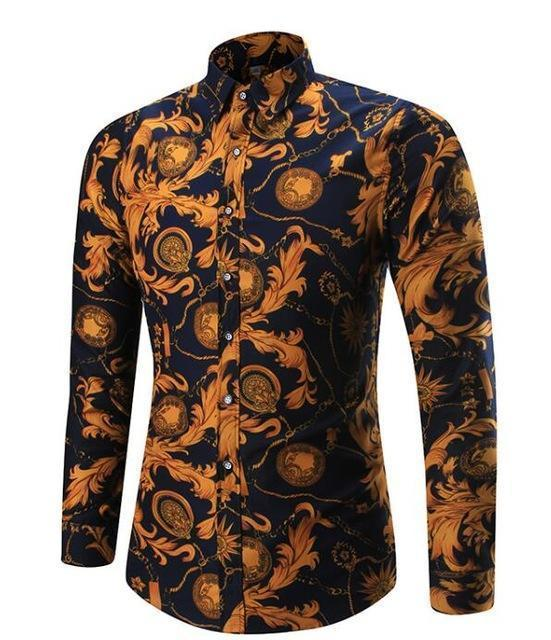 Men's Shirt - Assorted Men's Long Sleeves Shirts
