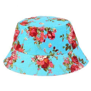 Hat - Easygoing Bucket Sun Hat For Women
