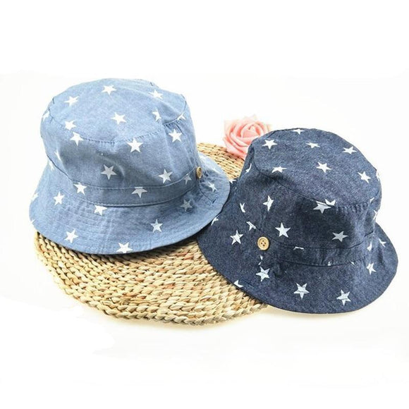 Baby Hats - Soft Cotton Summer Sun Hat For Infants