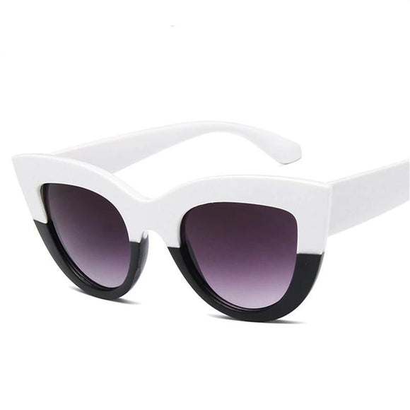 Sunglasses - UV400 Mirror-reflective Sunglasses For Women