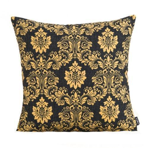 Throw Pillows - Geometric Throw Cushion Cover