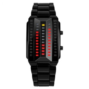 Wristwatch - Modern Creative Fashion Digital Sports Wristwatch For Couples