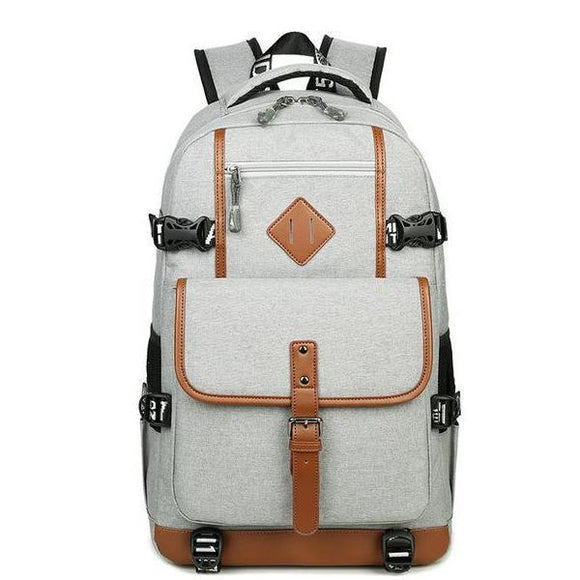 Backpack - Casual College Student Backpack