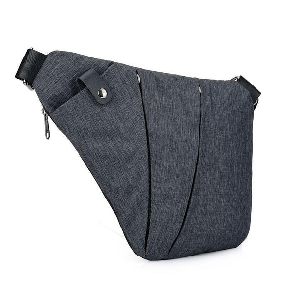 Messenger Bag - Nylon Multi-pocket, Multi-functional Shoulder Bag