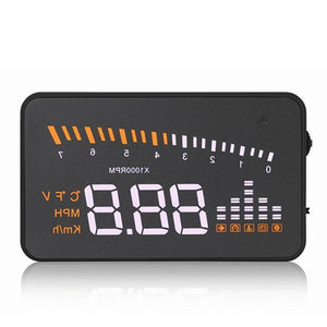 Universal Speedometer - HUD Windshield Speedometer Digital Projector