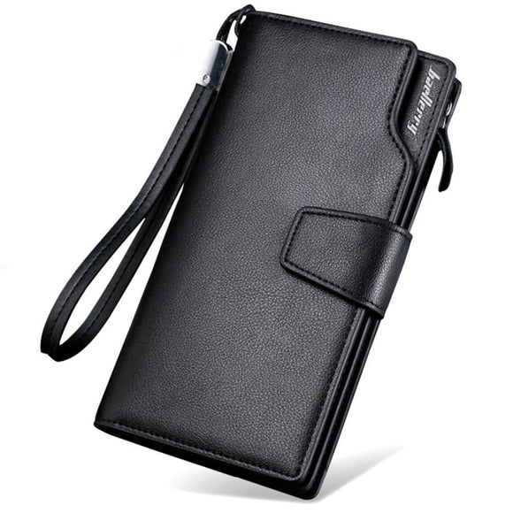 Wallet - Baellerry Men's Cellphone Wallet
