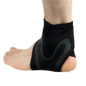 Ankle Brace Support - Breathable Elastic Ankle Brace Support